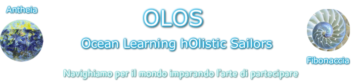 Antheia - OLOS - Ocean Learning hOlistic Sailors - Fibonaccia